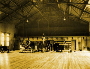 Brigham Young University Men's Gym - 1902