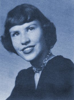Betty Clark Francis, BYH Class of 1955