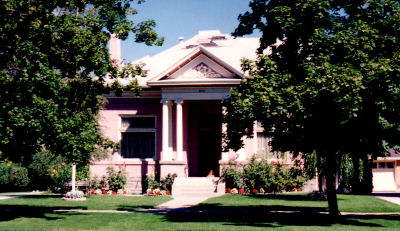 John C. Graham Historic Home 1995 - Provo, Utah