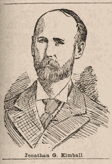 J. Golden Kimball, 1897, Illustration