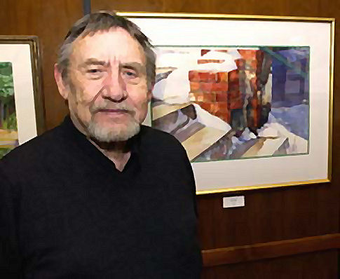 Joel Smith, BYH Class of 1947, Artist