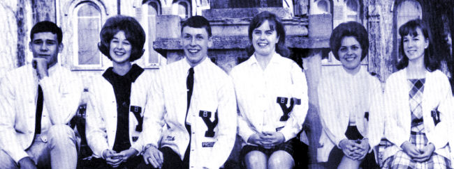 Leaders of the BYH Class of 1965