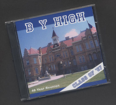 Music Album for the Class of 1967 in 2007