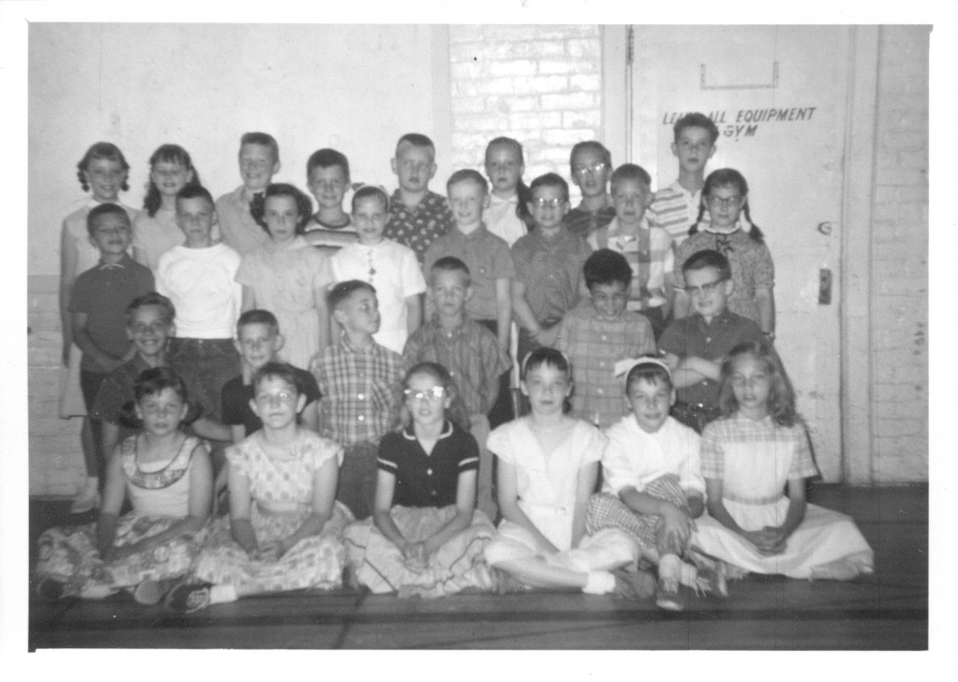 BYH Class of 1969 in 4th Grade, 1960-1961~2
