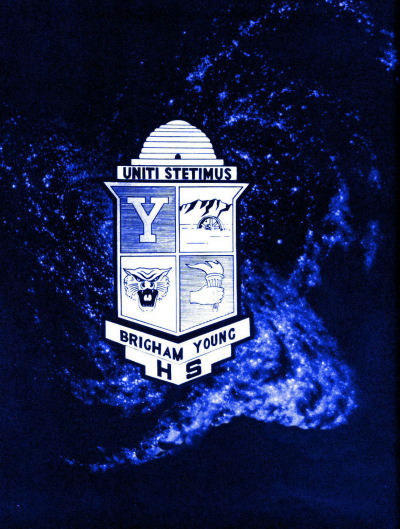 Brigham Young High School Crest or Seal