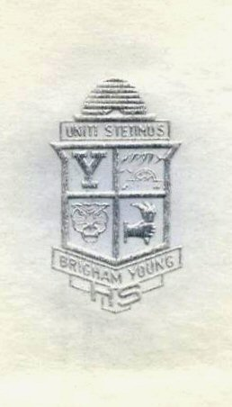 Brigham Young High School Seal or Crest