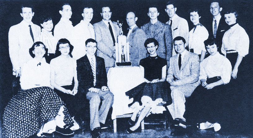 1955 State Class B Champions Brigham Young High