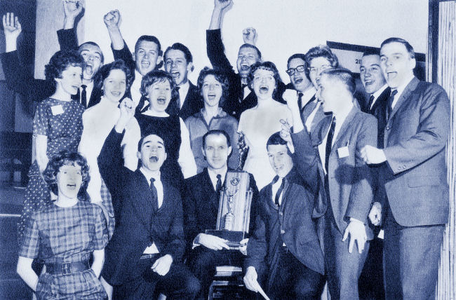 BYH 1962 State Class B Champions, Forensics