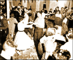 1956 Dance at BYH