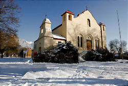 St. Francis Catholic Church, Provo, Utah
