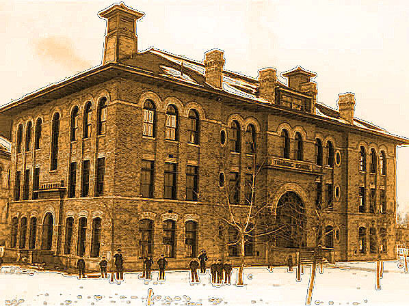 Brigham Young Normal Training School, Provo, Utah
